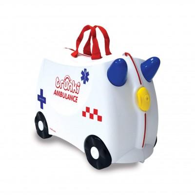 Βαλίτσα Trunki Abbie The Ambulance