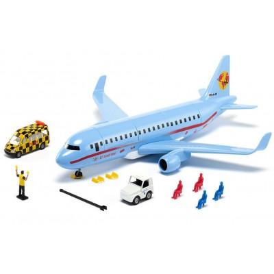 Επιβατικό Αεροπλάνο Με Αξεσουάρ