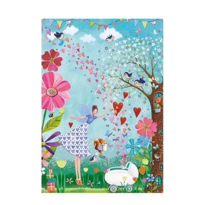 Ευχετήρια Κάρτα Fairy Brings The Baby