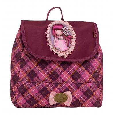Τσάντα Πλάτης Με Καπάκι Gorjuss Cherry Blossom
