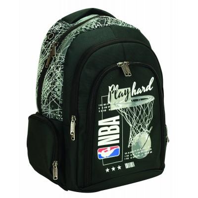 Σακίδιο Πλάτης Δημοτικού NBA Play Hard