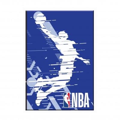 Τετράδιο Καρφίτσα NBA Dunk