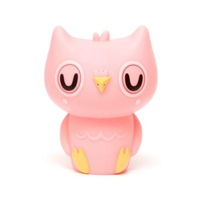 Φωτάκι Νυκτός Owl Peach