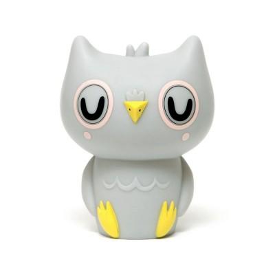 Φωτάκι Νυκτός Owl Grey