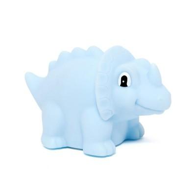 Φωτάκι Νυκτός Triceratops Blue