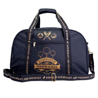 Harry Potter Kit Bag Black