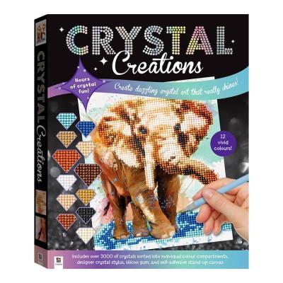 Crystal Creations Playful Elephant