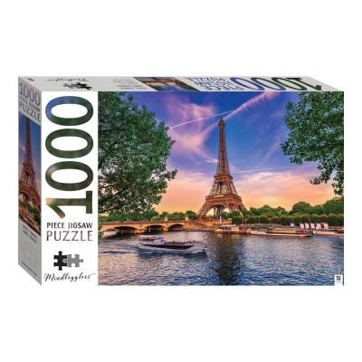 Παζλ Eiffel Tower, Paris, France 1000κομ.