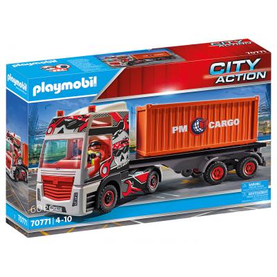 Φορτηγό Μεταφοράς Container 70771
