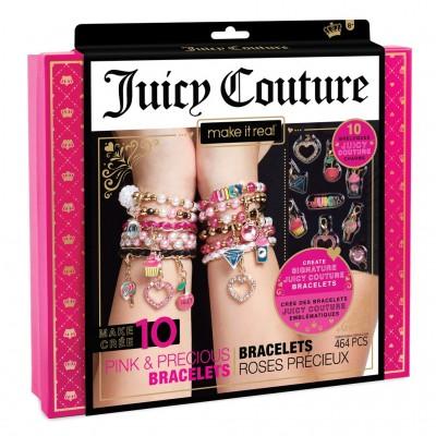 Κατασκευή Κοσμήματα Juicy Couture Pink and Precious Bracelets