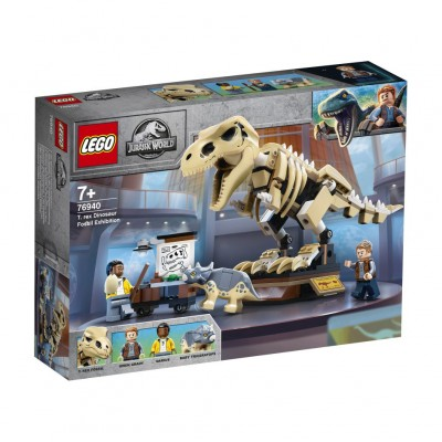 T-Rex Dinosaur Fossil Exhibition 76940