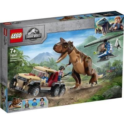 Carnotaurus Dinosaur Chase 76941