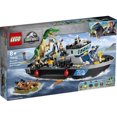 Baryonyx Dinosaur Boat Escape 76942