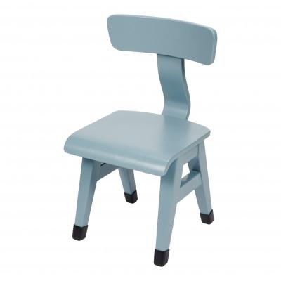Ξύλινη Παιδική Καρέκλα Blue