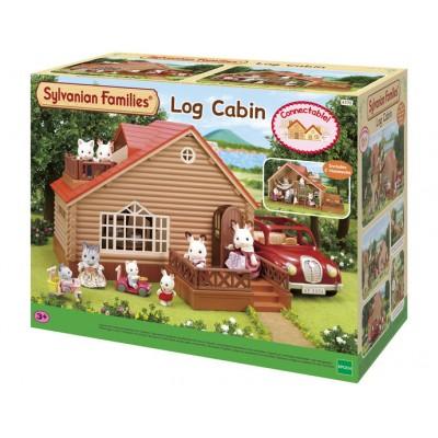 Log Cabin Sylvanian Families