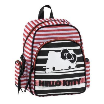 Παιδικό Σακίδιο Πλάτης Hello Kitty Hidden Stripes