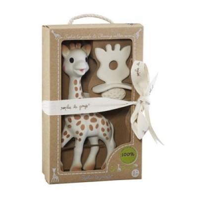 Sophie La Girafe Σετ Σόφι & Δακτύλιος