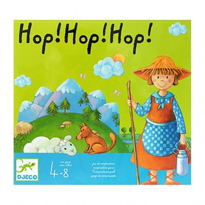 Hop! Hop! Hop!